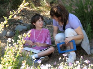 Outdoor Workshops Exploring Art & Nature