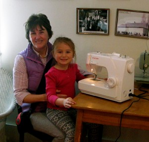 4 H Sewing Class